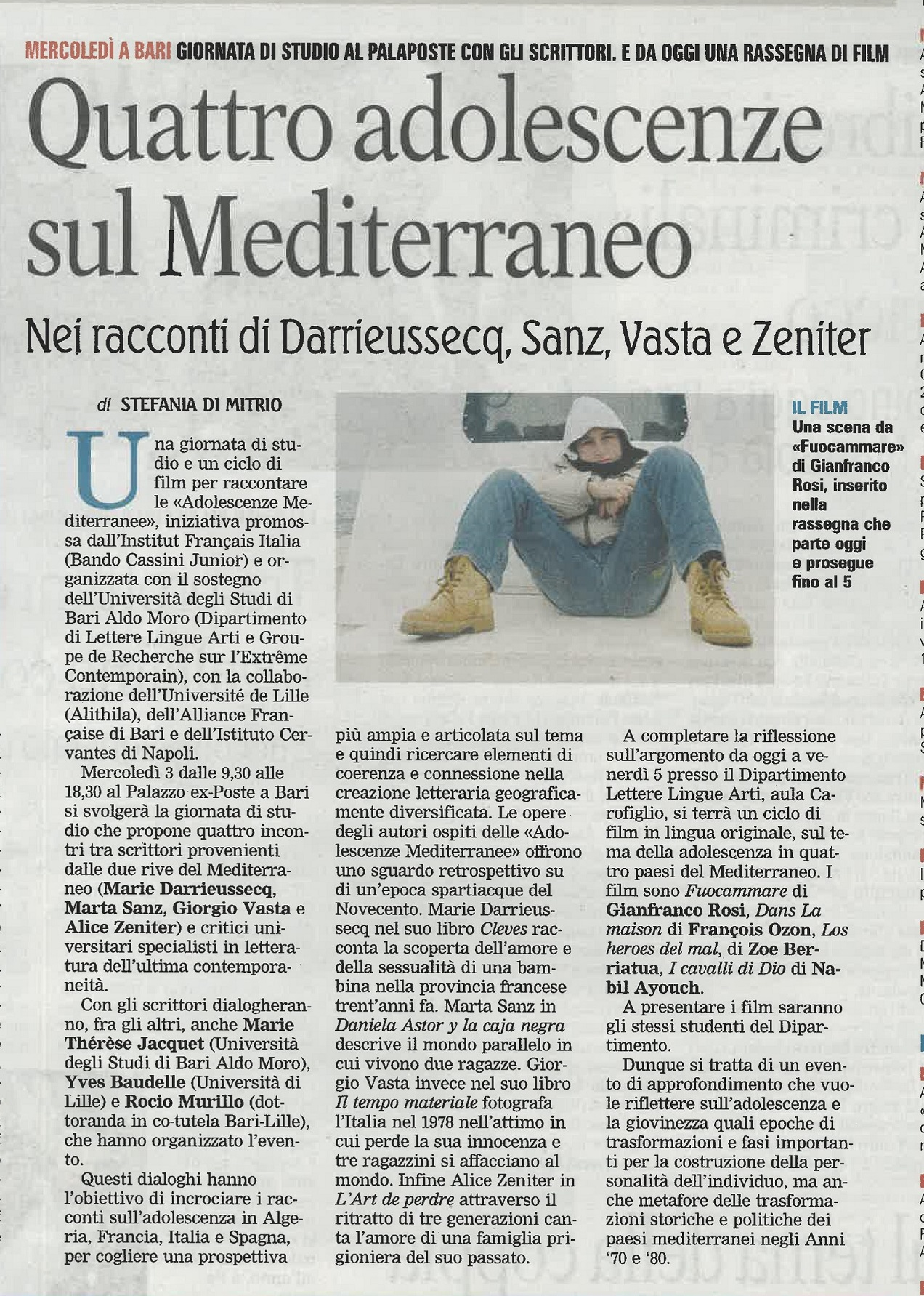 Article  Gazzeta - Extrait - copia